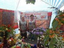 Традиционное участие в фестивале «Урожай-2015»