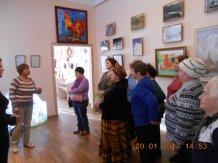 Экскурсия в музей петуха