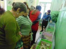 Посещение станции юннатов