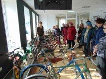 Экскурсия в музей велосипедов