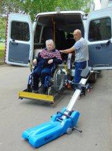 Комфортное перемещение инвалидов