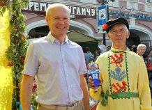 Победитель конкурса Хозяин-барин  А.А.Мирошников