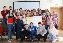 Нам возраст нипочем...Диалог поколений - волонтеров молодежной организации МОГУ и получателей социальных услуг