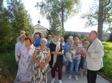 Экскурсия краеведческого кружка «Прогулки по Угличу» в Старообрядческий Николо - Улейминский женский монастырь