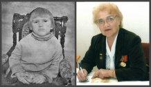 Воспоминания шестилетней девочки  из блокадного Ленинграда